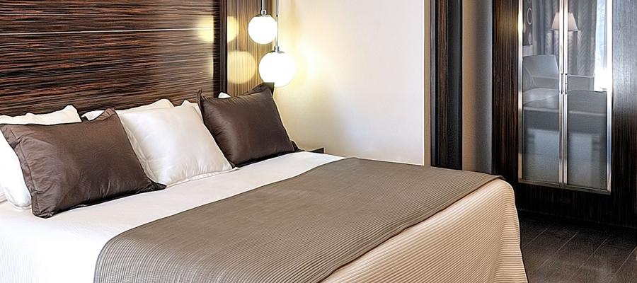 Habitación Hotel Vincci Aleysa Boutique&Spa - Habitación Doble