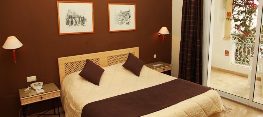 Hammamet Chambres Vincci Flora Park Hotel - Chambre Double