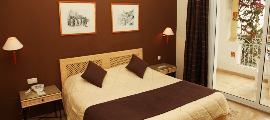 Rooms Hotel Hammamet Flora Park - Vincci Hotels - Double Room