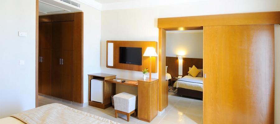 Rooms Hotel Vincci Djerba Hélios Beach - Family Room