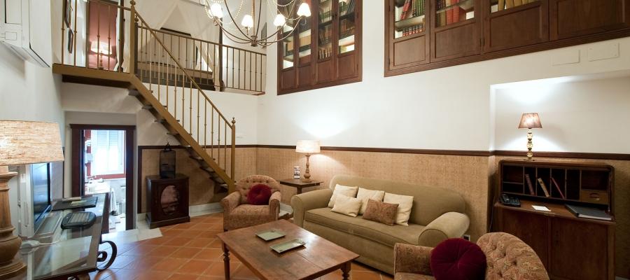 Rooms Hotel Sevilla La Rábida - Vincci Hotels - Junior Suite