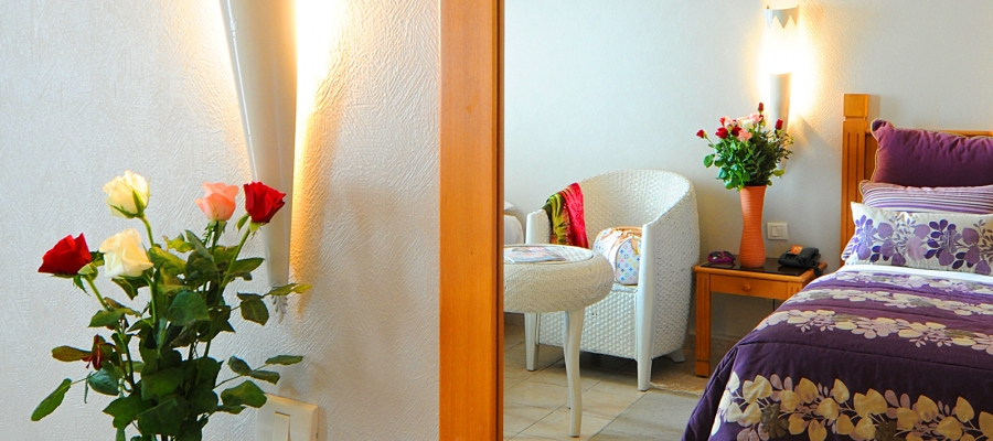 Junior Suite. Übernachtung im Hotel Vincci Djerba in Tunesien