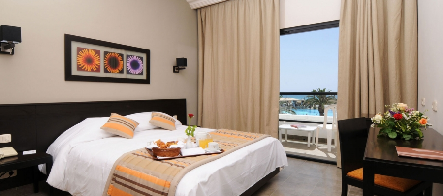 Rooms Hotel Vincci Hammamet Nozha Beach - Single Room Sea