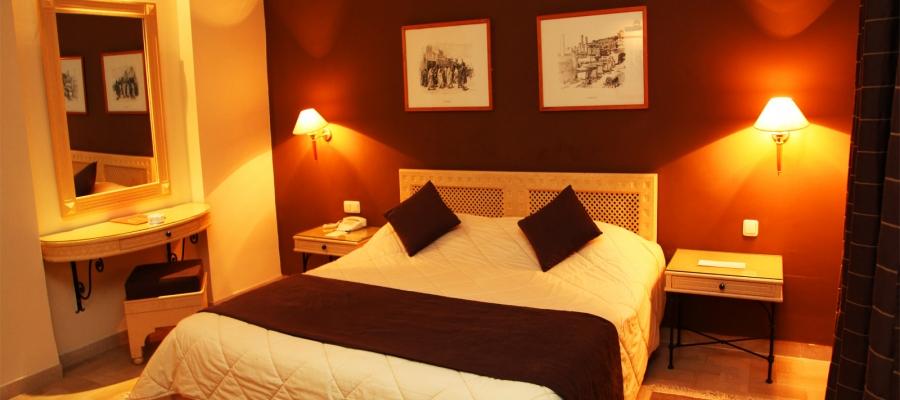 Hammamet Chambres Vincci Flora Park Hotel - Chambre Simple