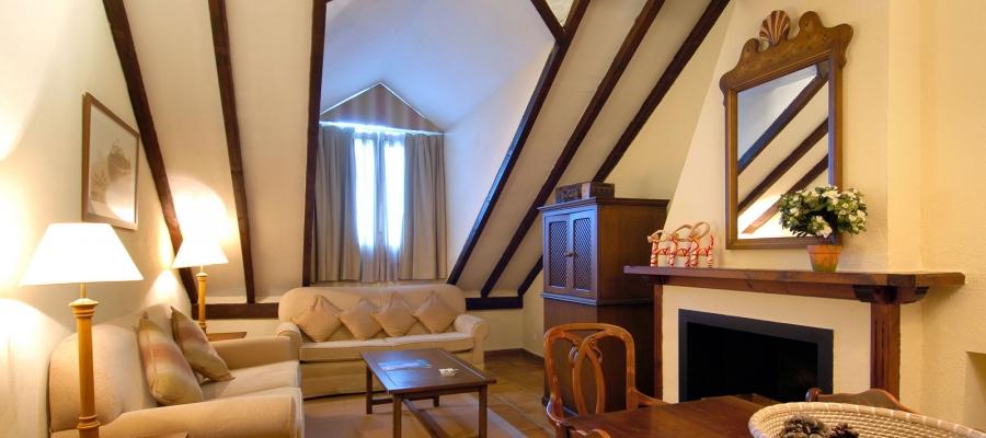Habitaciones Hotel Vincci Sierra Nevada Rumaykiyya - Habitación Suite