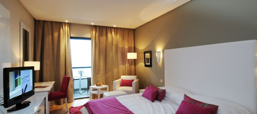 Rooms Hotel Vincci Hammamet Nozha Beach - Triple Sea View Room