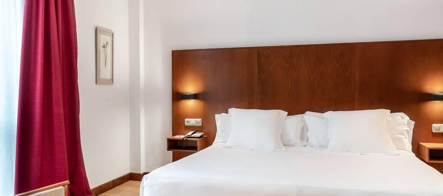 Junior Suite. Hotel Ciudad de Salamanca - Vincci Hoteles