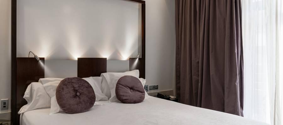 Chambres Double Hôtel Valencia Palace - Vincci Hoteles