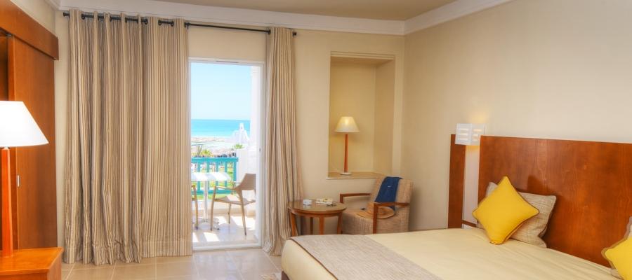 Camera Singola Vista Mare - Vincci Hélios Beach   Túnez   Habitación