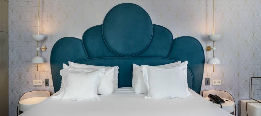 Übernachtung im Hotel Capitol Madrid - Vincci Superior Zimmer