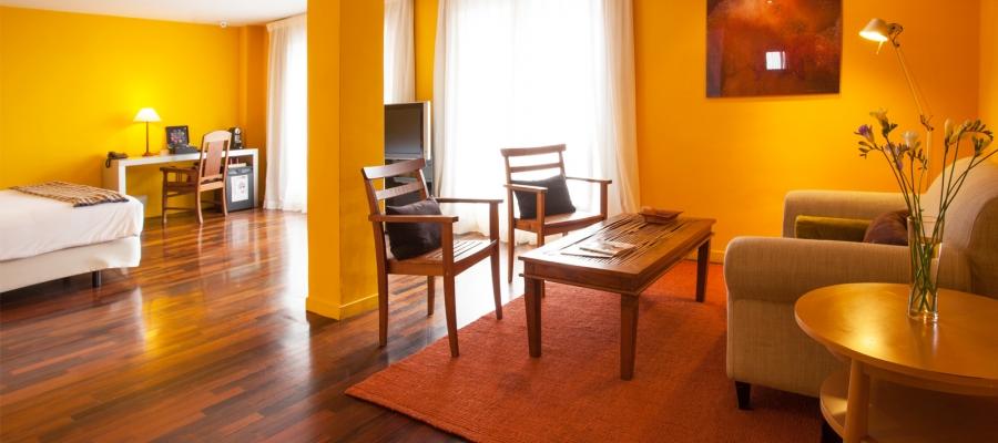 Rooms Hotel Soma Madrid - Vincci Hotels - Vincci Junior Suite