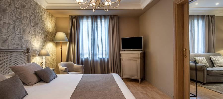 Habitaciones Hotel Vincci Valencia Lys - Habitación Junior Suite