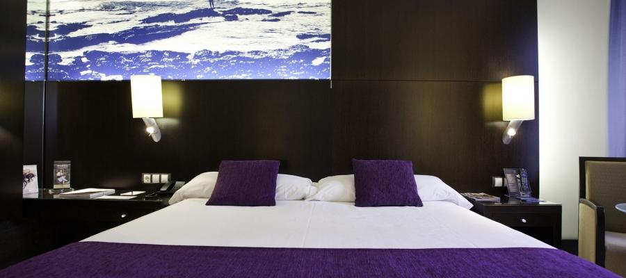 Rooms Hotel Barcelona Marítimo - Vincci Hotels - Junior Suite Room