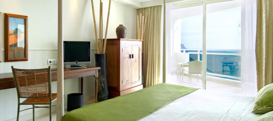 Junior Suiten. Übernachtung im Hotel Vincci Tenerife Golf