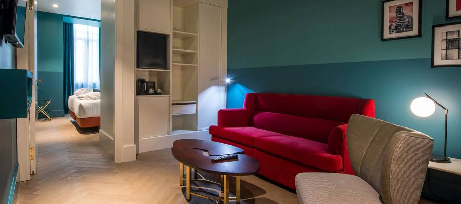Rooms Hotel Hammamet Vincci Taj Sultan - Junior Suite