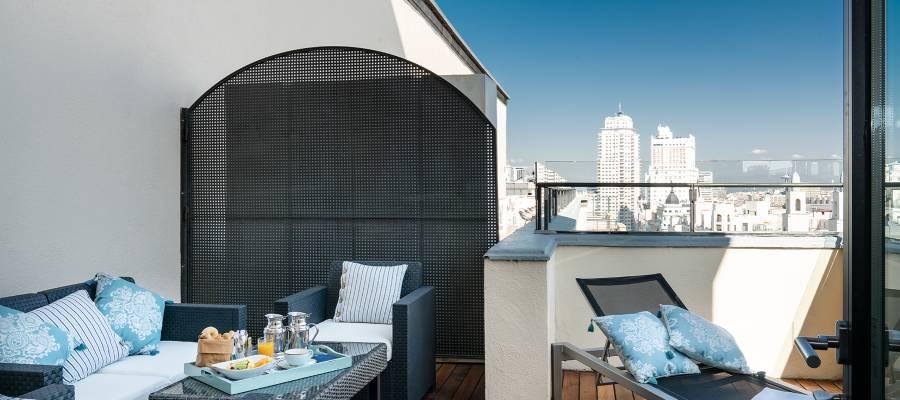 Rooms Hotel Vinnci Madrid Capitol - Junior Suite