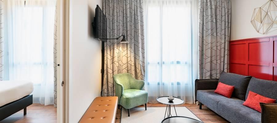 Vincci bilbao - Junior suite vista a la ria
