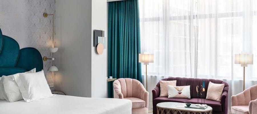 Übernachtung im Hotel Capitol Madrid - Premium-Zimmer