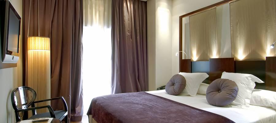 Camera Doppia Hotel Valencia Palace - Vincci Hoteles