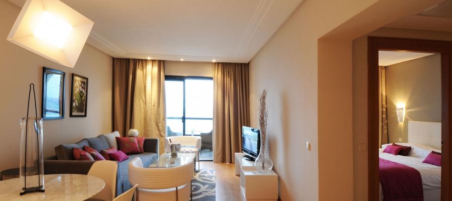 Rooms Hotel Vincci Hammamet Nozha Beach - Romantic Suite