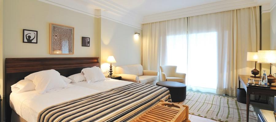 Rooms Hotel Estrella de Mar - Vincci Hotels - Family Room