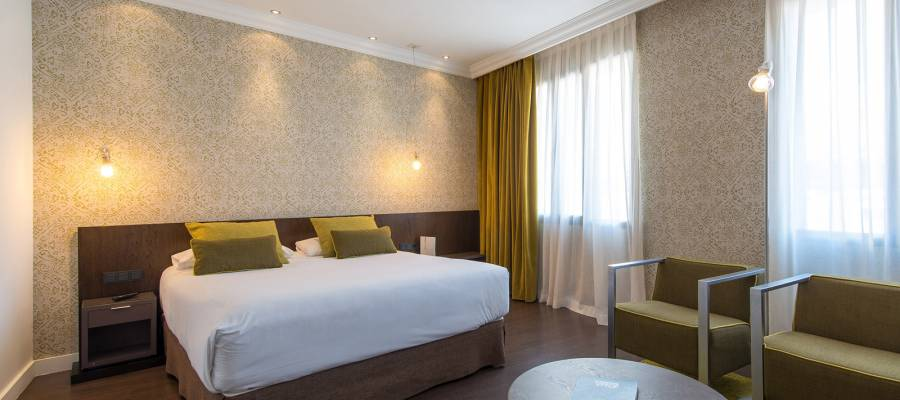 Rooms Hotel Vincci Madrid Centrum - Superior Room