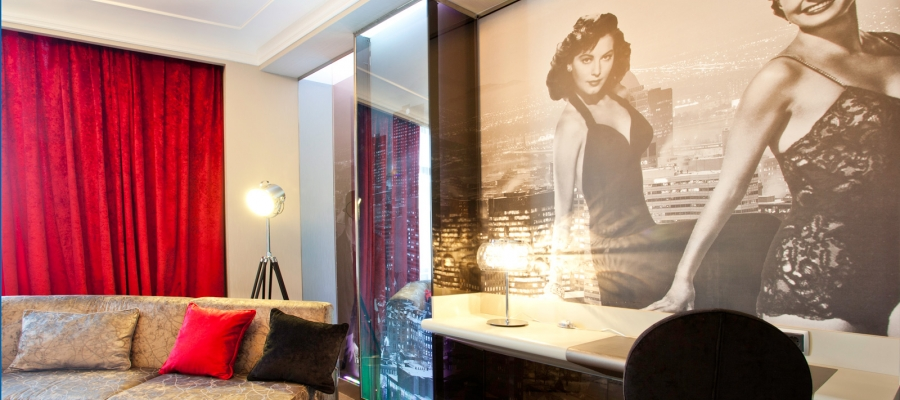 Habitaciones Hotel Madrid Capitol - Vincci Hoteles - Habitación Fila 4