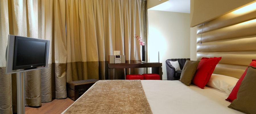Camere Capitol Hotel Vincci Madrid - Vincci Junior Suite Superior