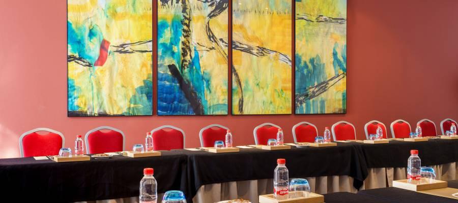 Malaga Hotel Services - Vincci Hotels - Conference Rooms
