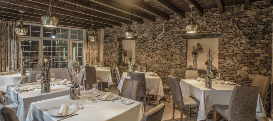 Servicios Vincci Sierra Nevada Rumaykiyya - Restaurante La Alquería