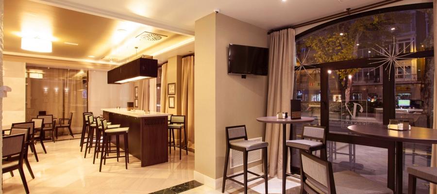 Servicios Hotel Granada Albayzín - Restaurante Gran Patio la Acequia