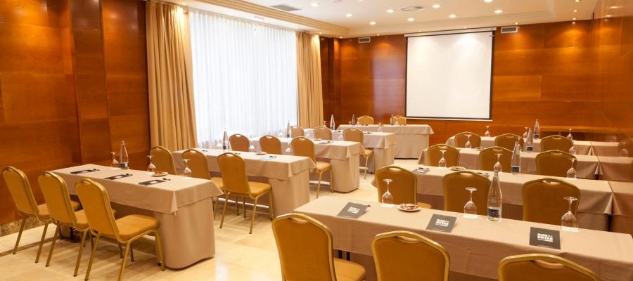 Services Hotel Vincci Ciudad de Salamanca - Conference Rooms