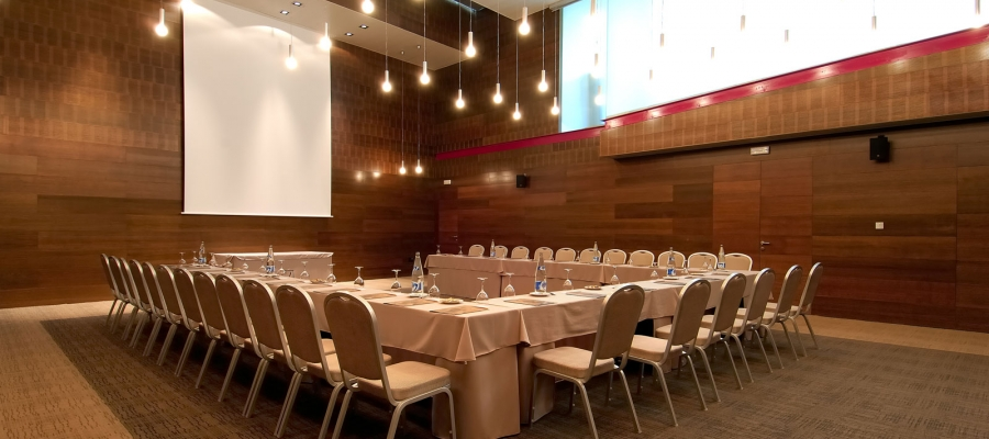 Services Hotel Madrid Soho - Vincci Hotels - Conference Rooms