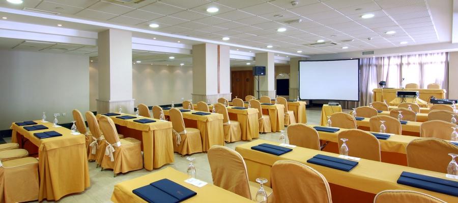 Servicios Hotel Granada - Vincci Hoteles - Salones