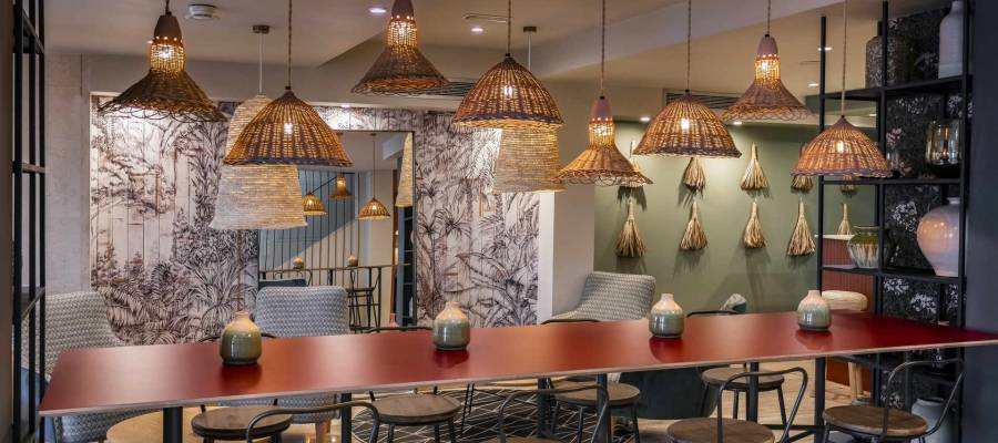 Bar Lounge Hotel Santander Puertochico - Vincci Hoteles