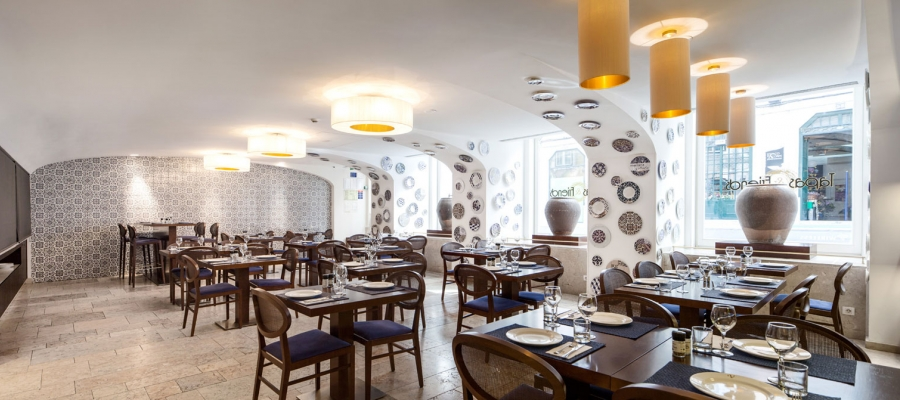 Tapas & Friends Restaurant | Vincci Baixa 4*