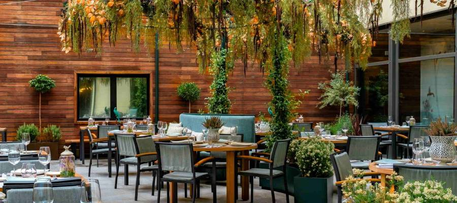 Terraza NoMad Food & Bar - Vincci Soho Madrid