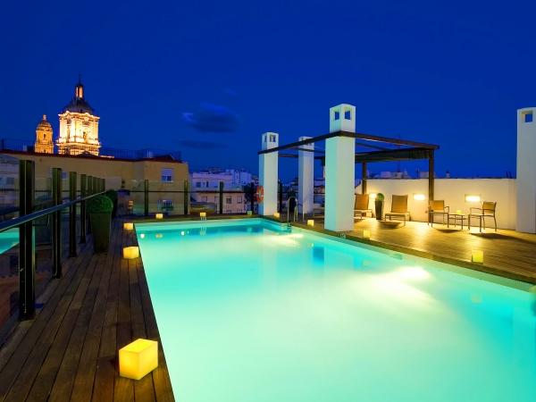 Hoteles Vincci. Hotel Vincci Posada del Patio in Malaga
