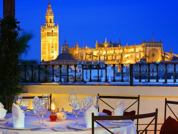 Hoteles Vincci. Hotel Vincci La Rábida Sevilla