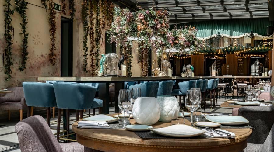 Vincci Soho | Madrid | Nomad Restaurant