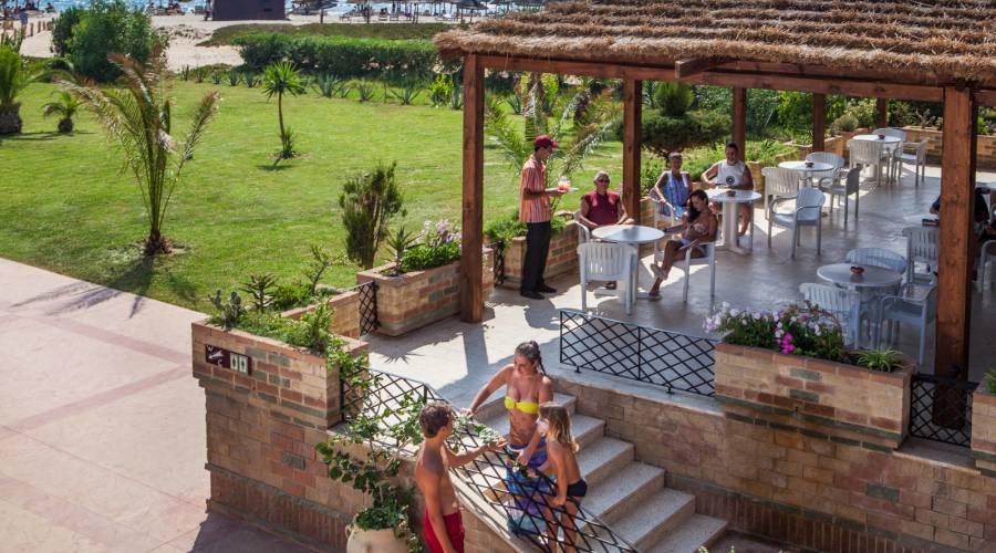 """Restaurante de la piscina """"El Kebir"""""""