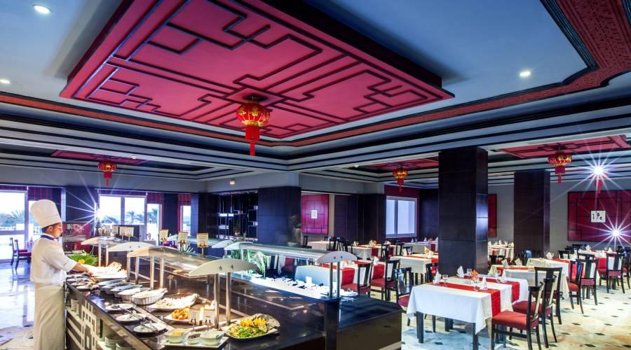 """Restaurante asiático """"Tahini"""""""