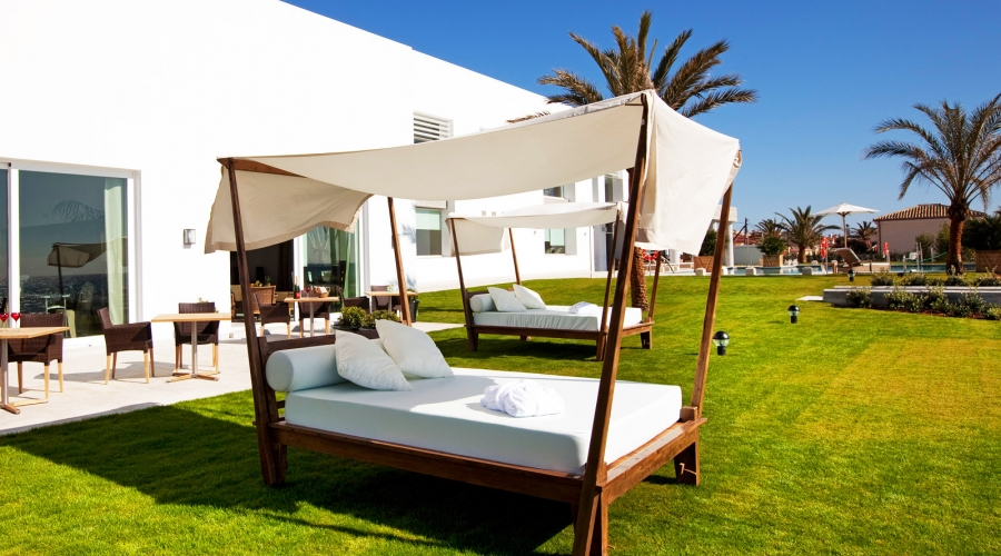 Beach Club Hotel Vincci Estrella de Mar - Gardens and Pools