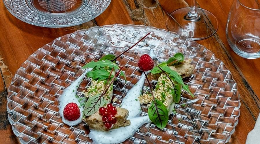 Restaurante Entremuros- Vincci Posada del Patio - Málaga