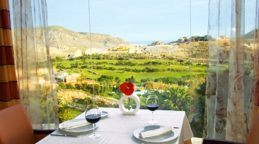 Restaurant Hotel Vincci Almería Wellness - El Mirador Restaurant