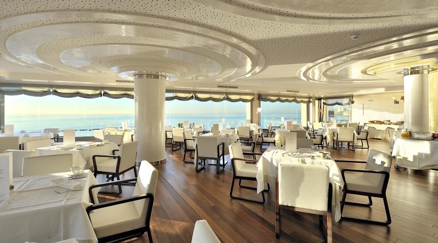 Restaurante Hotel Aleysa Boutique&Spa - Restaurante Alamar