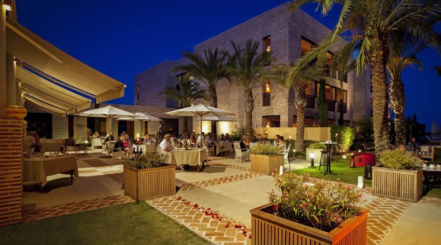 Restaurant El Mercado de Baraka Hotel Estrella de Mar - Vincci Hoteles