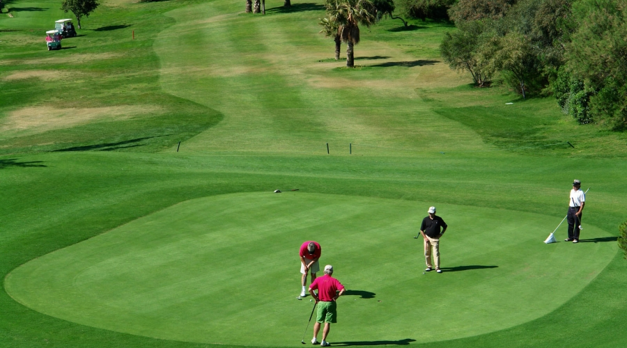 Golf Hotel Cadiz Costa Golf - Vincci Hoteles - Villanueva Golf
