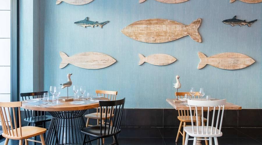 Ocean restaurante - Vincci Málaga