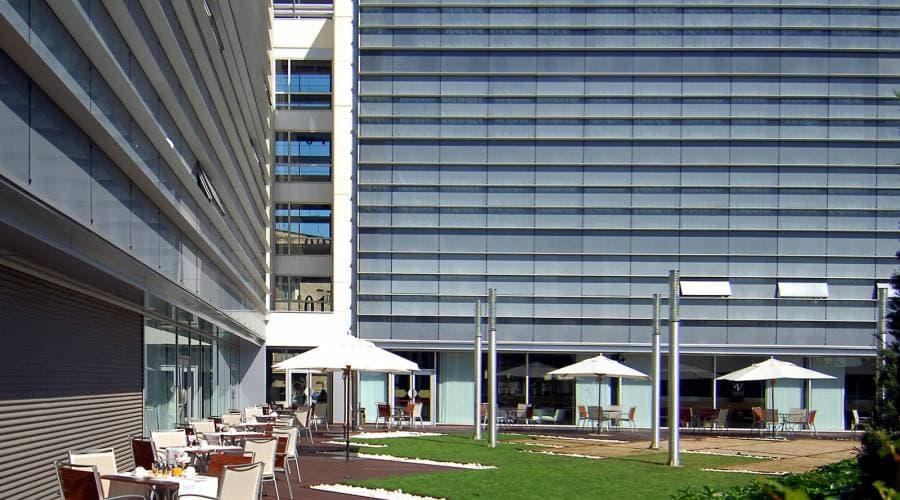 Offres Hôtel Vincci Barcelone Maritime - Réservez maintenant -5%!